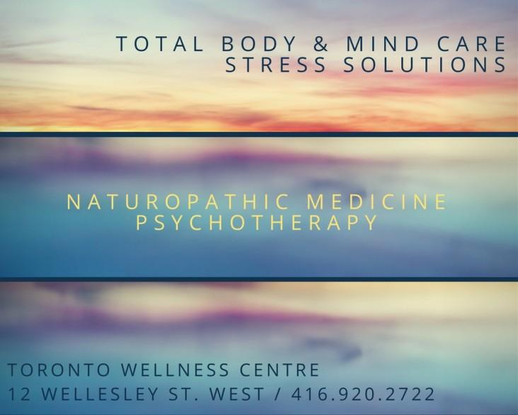 Stress Psychotherapy Naturopathy
