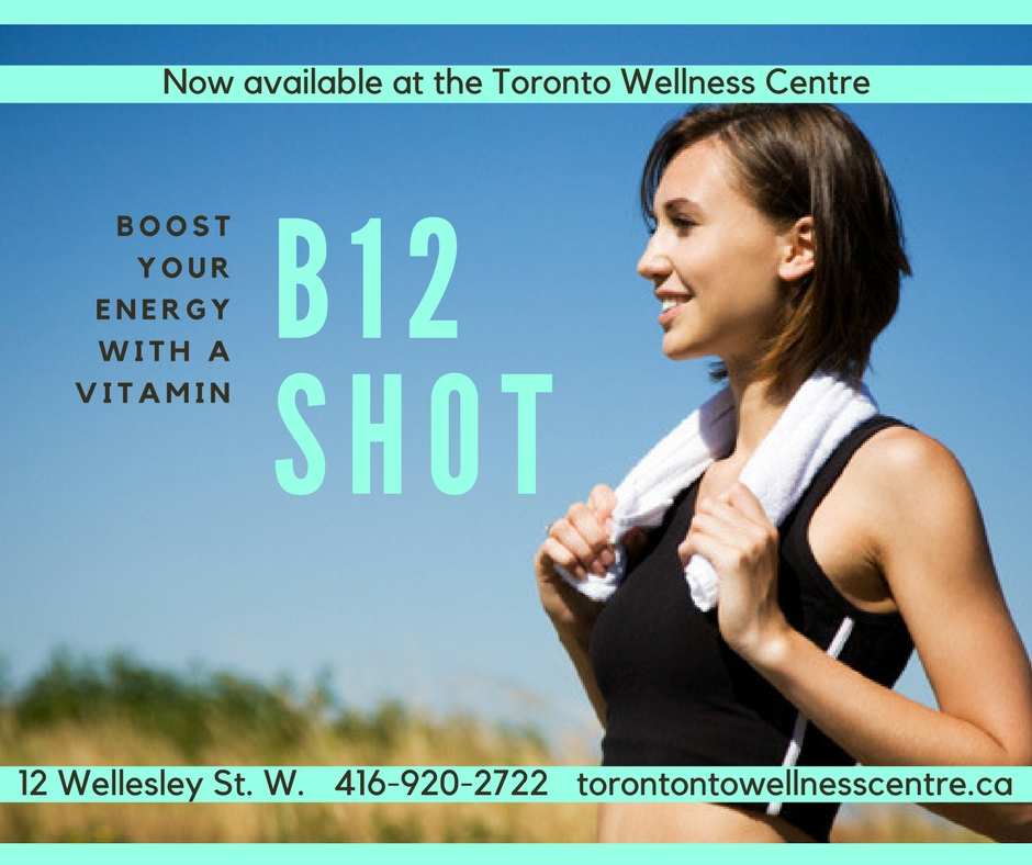Vitamin B12 Shots at the Toronto Wellness Centre: A Q&A with